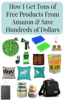 amazon products free