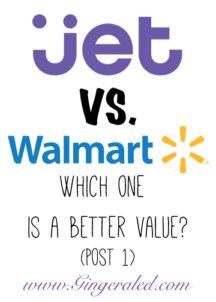 Jet.com vs Walmart.com (Post 1)